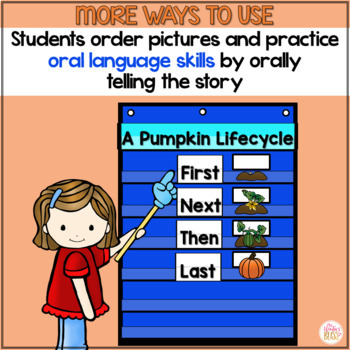 Sequence Writing Prompts - Fall