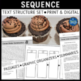 Sequence Text Structure Reading Comprehension Passages