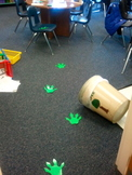 Creature in the Classroom - Sequence Writing Activity (Text Structure)