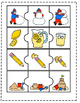 Sequence Writing Activity-Bilingual