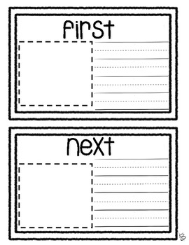 Sequence Writing Book