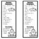 Sequence Writing Bookmarks, ELL Friendly, FREEBIE