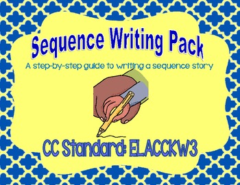 Sequence Writing Pack