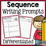 Sequence Writing Prompts - With Editable Option
