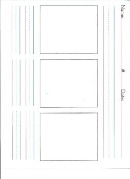 Sequence Writing Template