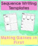 Sequence Writing Templates