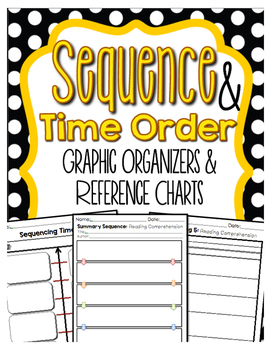Sequence and Timeline Graphic Organizers for Guided Reading