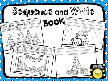 Sequence and Write Book