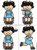 Sequence and Write Color Cards GROWING SET {Nursery Rhymes}