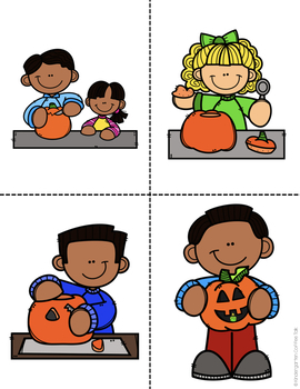 Sequence and Write: How to Carve a Pumpkin