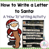 Sequence and Write: How to Write a Letter to Santa