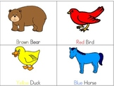 Sequence cards- Brown Bear, Brown, Bear