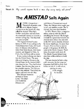 Sequence featuring The Amistad Sails Again-CC Aligned