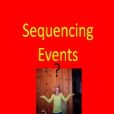 How to - A Sequence of Events Powerpoint