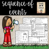 Sequence of Events- Activities