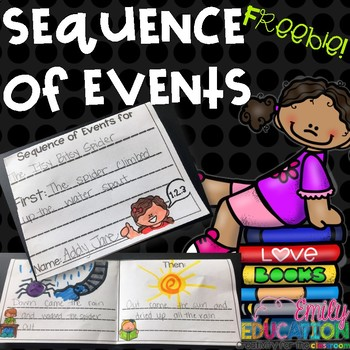 Sequence of Events FREEBIE