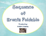 Sequence of Events Foldable