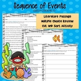 Sequence of Events Guided and Independent Practice