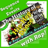 Sequence of Events Worksheets and Passage Using History of