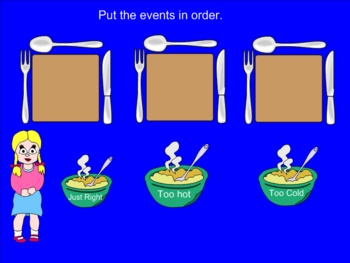 Sequence of Events Smartboard Lesson