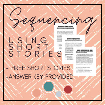 Sequence of Events Using Short Stories