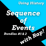 Sequence of Events Worksheets & Sequence of Events Reading Passages w/ Songs