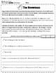 Sequence of Events and Inference Worksheet