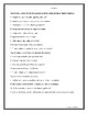 Sequence of Tenses Questions Worksheet2