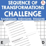Sequence of Transformations Challenge