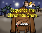 Sequence the Christmas Story