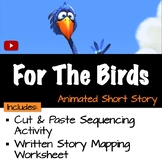 """Sequence the Story """"For the Birds"""""""