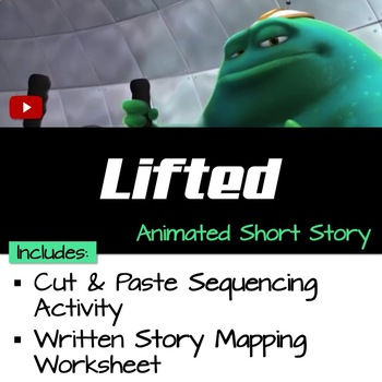 """Sequence the Story """"Lifted"""""""