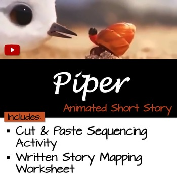 """Sequence the Story """"Piper"""""""