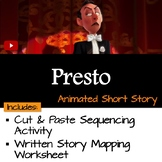 "Sequence the Story ""Presto"""