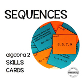 Sequences algebra2