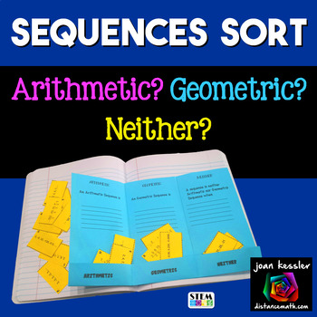 Sequences Arithmetic, Geometric, or Neither Sort