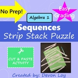Sequences: Strip Stack Puzzle