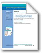 Sequences/Logical Order (assessment)