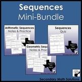 Sequences Mini-Bundle (A12C, A12D)