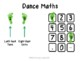 Sequences, Patterns (Dance Mat Maths)