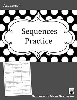 Sequences Practice