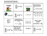 Sequences & Series Dominos Activity