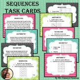 Sequences Task Cards