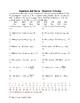 Sequences and Series - Recursive Formulas
