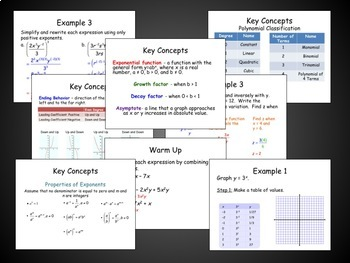 Sequences and Series Unit