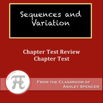 Sequences and Variation Test