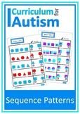 Patterns Sequences Autism Visual Discrimination