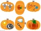 """Sequencing """"The Biggest Pumpkin Ever"""" Stick Puppets"""