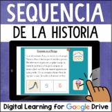 Sequencia de la Historia Google Drive Distance Learning SP