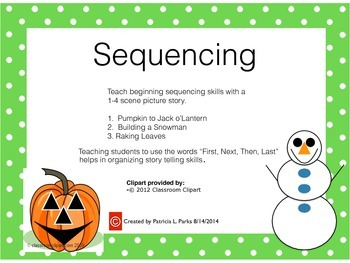 Fall Sequencing & More